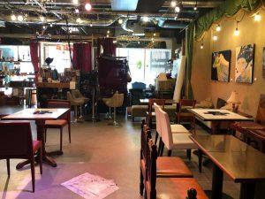 シルクロードカフェ