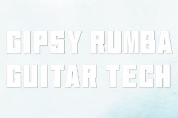 ジプシールンバギター奏法