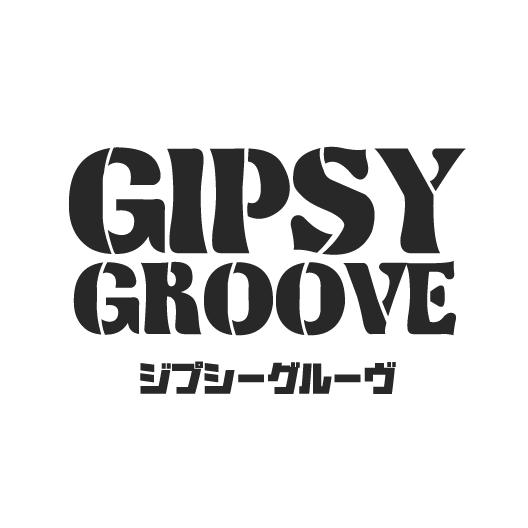 Gipsy Groove Logo Black
