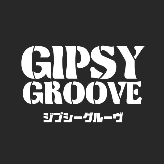 Gipsy Groove Logo White