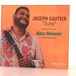 "<span class=""title"">Joseph Gautier ""Zuzep"" のソロアルバム「Gipsy Belcanto」</span>"