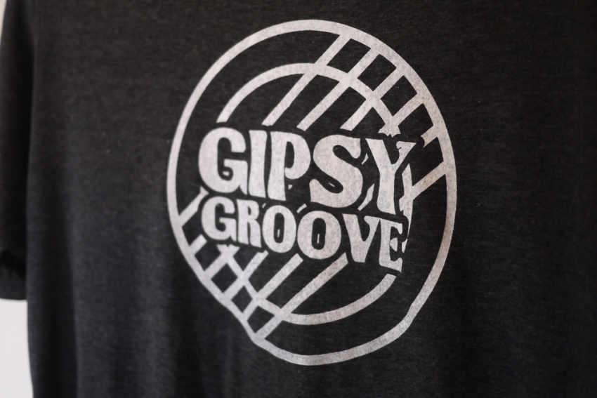 GIPSY GROOVE Tシャツサンプル
