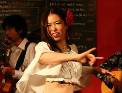 Gitan Dance
