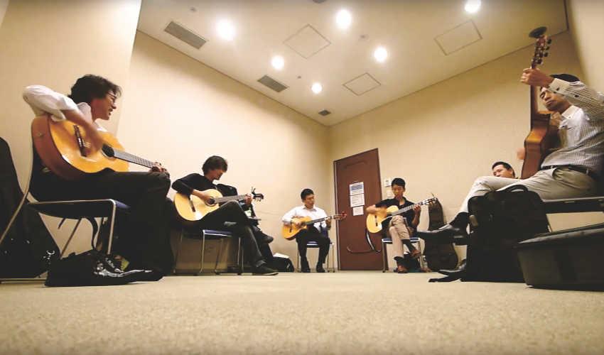 ジプシールンバギター練習会
