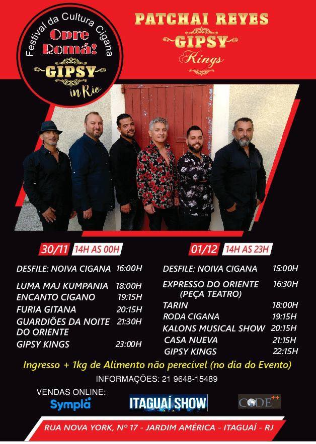 Gipsy Kings by Patchai Reyes