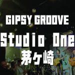 "<span class=""title"">12/19(日)17:00- Gipsy Groove LIVE@Studio One(茅ヶ崎)</span>"
